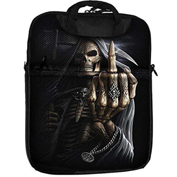 Spiral Bone Finger - Tablet Shoulder bag