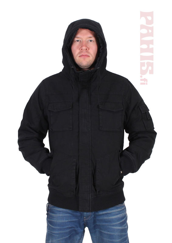 Brandit Bronx Jacket, Black