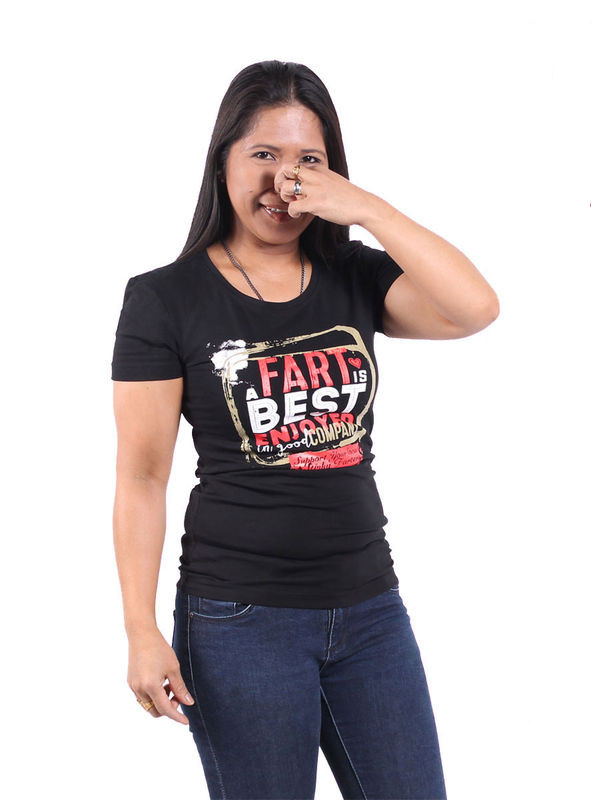 Fart - Lady Fit T-Shirt