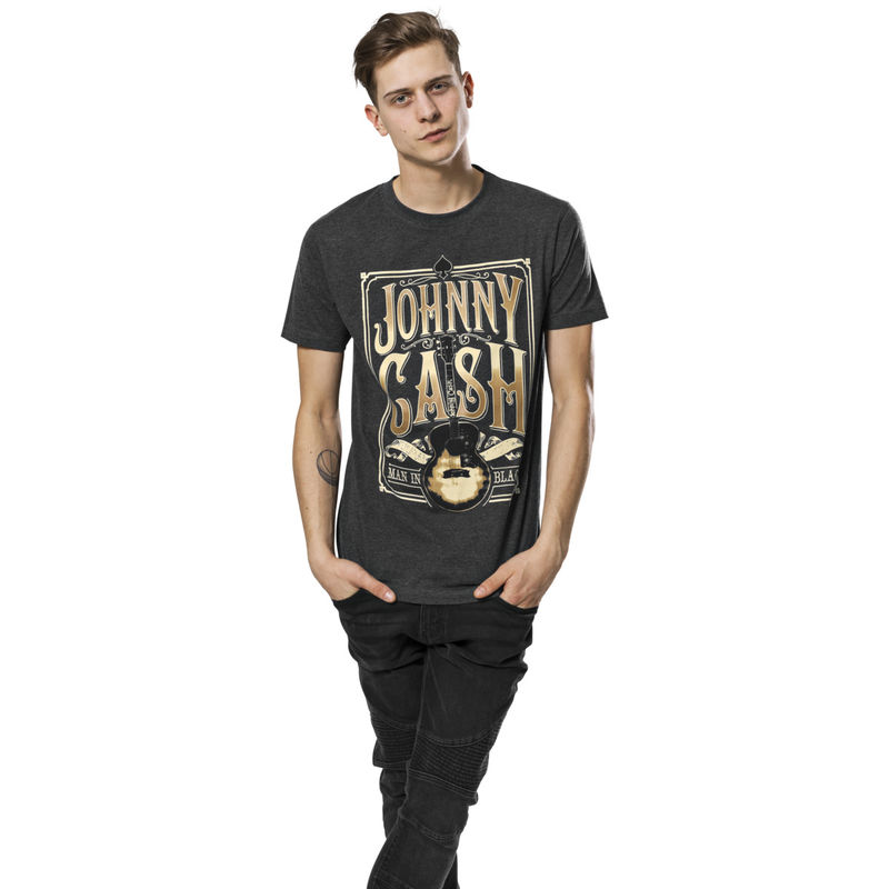 Johnny Cash Man In Black - T-shirt