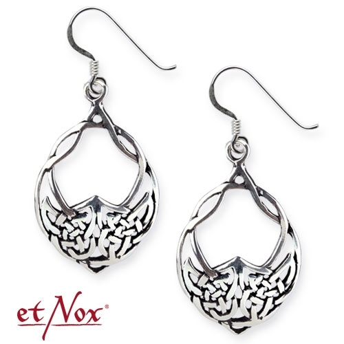 etNox Celtic Knot - Earrings