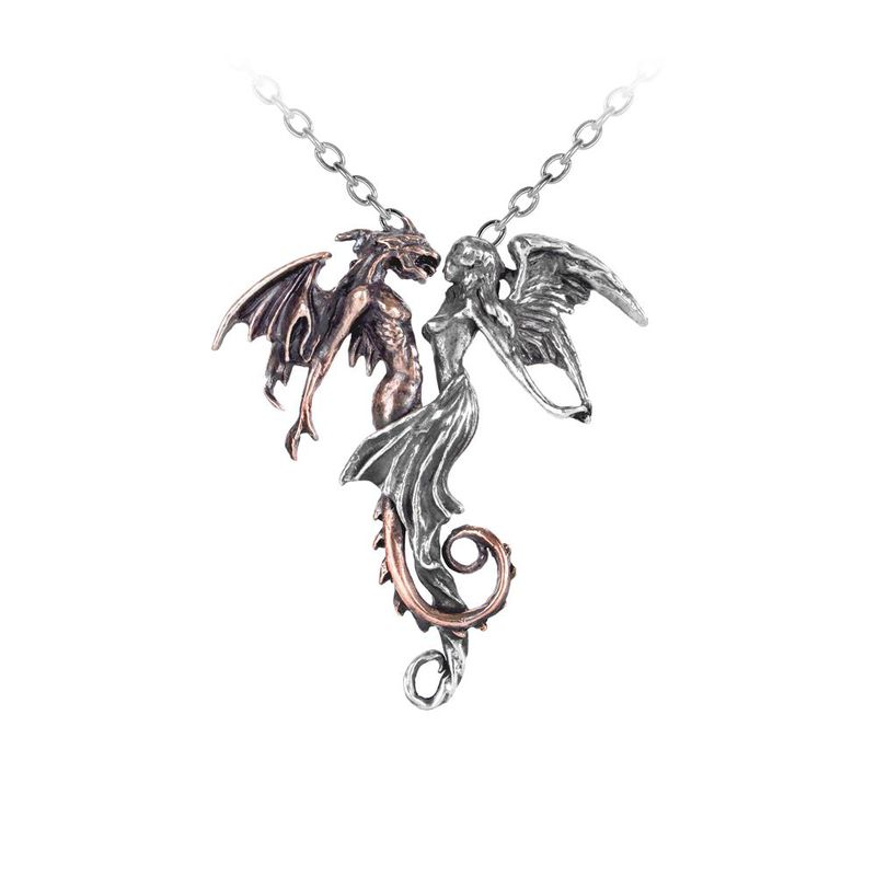 Alchemy Gothic The Chemical Wedding - Necklace