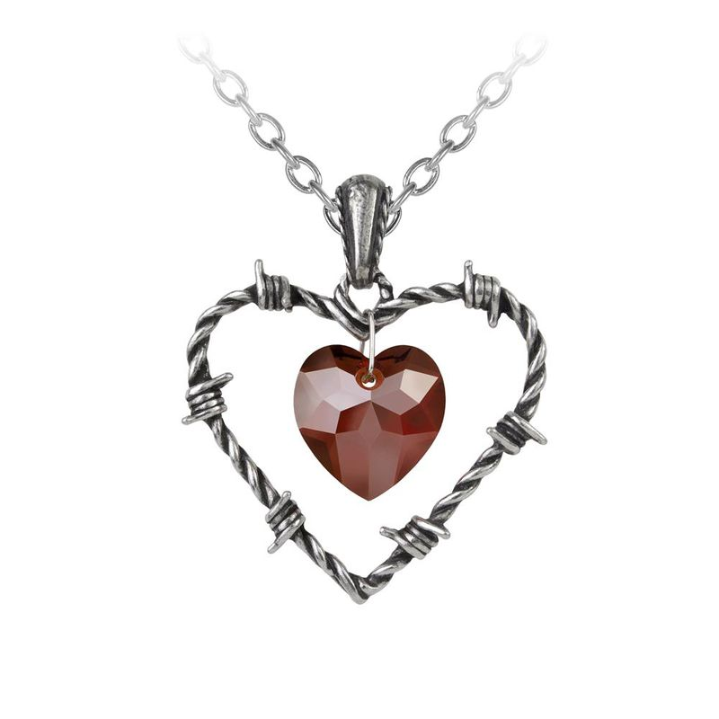 Alchemy Gothic Love Imprisoned - Necklace