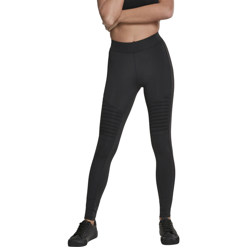 Urban Classics Tech Biker - Leggings