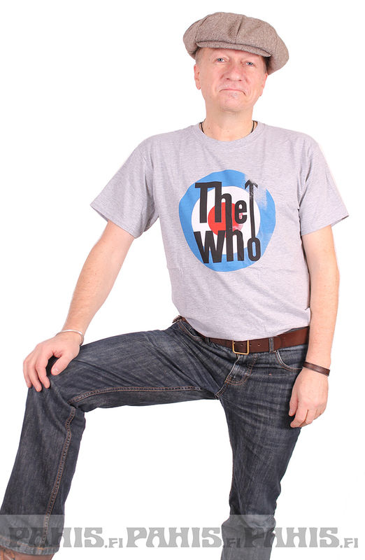 The Who Target - T-shirt
