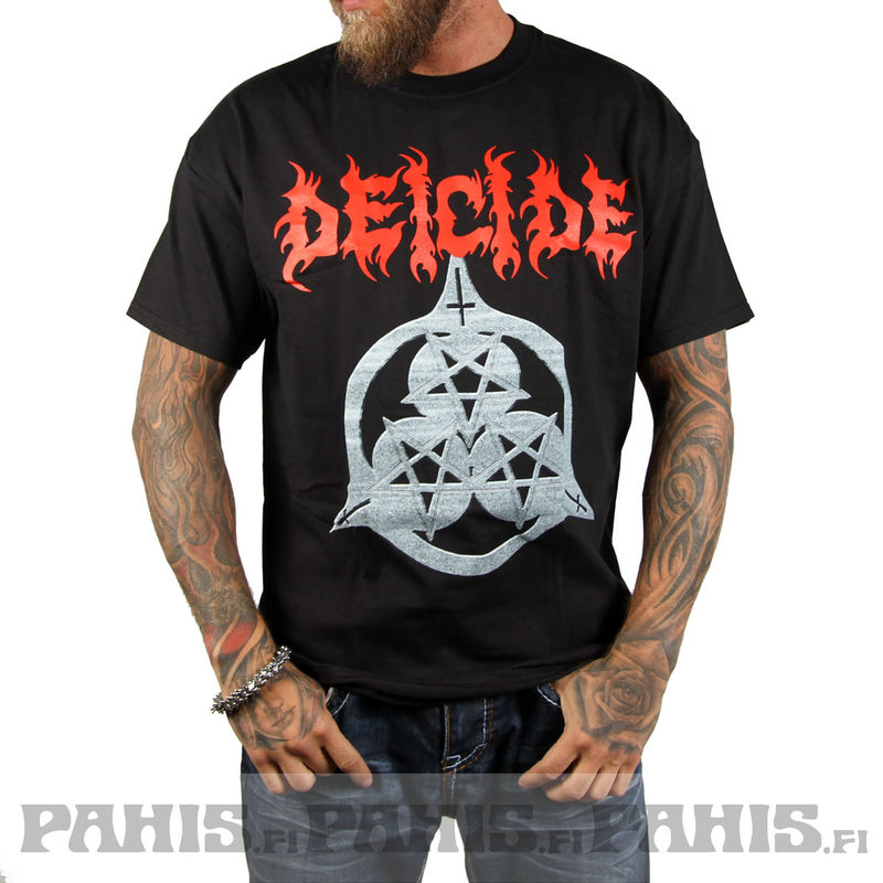 Deicide Once Upon The Cross - T-shirt