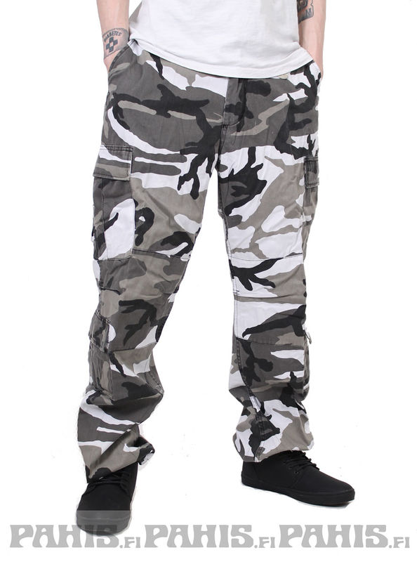 Rothco Ultra Force City Camo Vintage - Cargo Pants