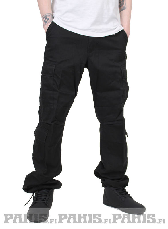 Rothco Ultra Force Black Vintage - Cargo Pants