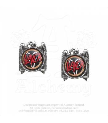 Alchemy Rocks Slayer Eagle  - Earrings