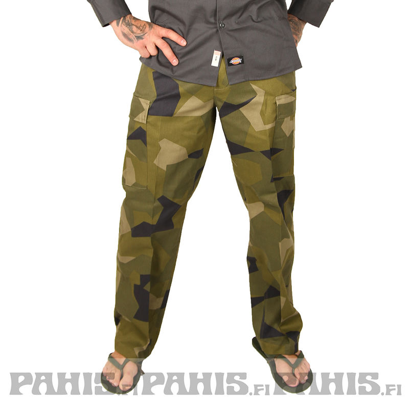 Brandit US Ranger - Cargo pants, swedish camo