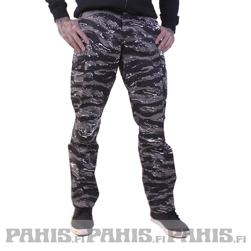 Rothco Color Camo - Cargo Pants, urban tiger